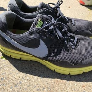 size 40 583c4 93aaf Men s Nike Green And Grey Shoes on Poshmark
